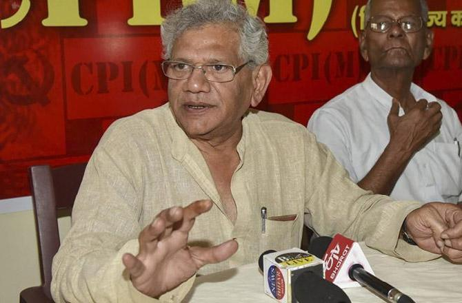 Kerala Police Act Amendment ordinance scrapped, 'will be reconsidered' says Yechury