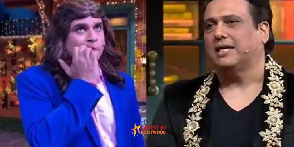 Krishna Abhishek Again Reacted To The Rift With Mama Govinda Saying – No Problem 'If I See Them, I Will Cry'