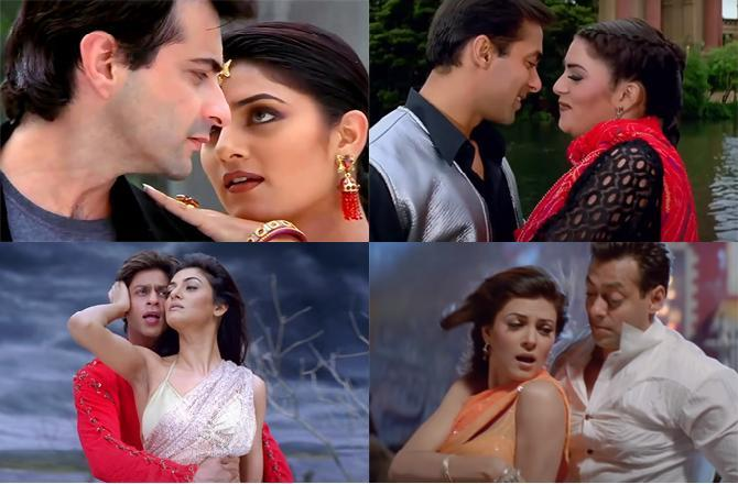 Looking back at birthday girl Sushmita Sen's most gorgeous moments through her songs