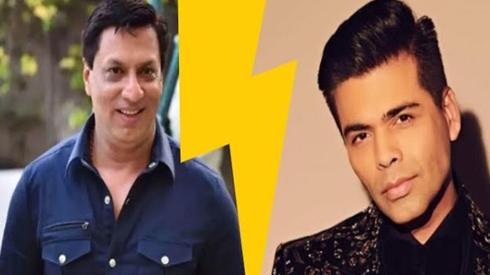 Madhur Bhandarkar Accuses Karan Johar Of Stealing The Title Of 'Bollywood Wives'