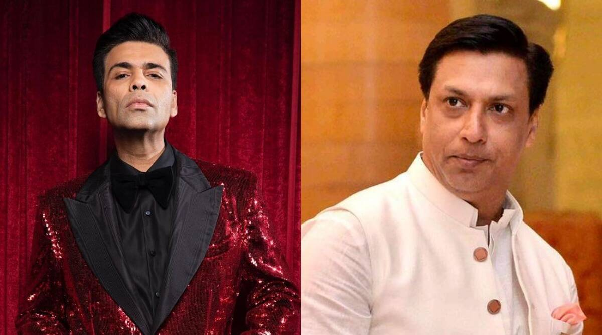 Madhur Bhandarkar requests Karan Johar to change the title of Fabulous Lives of Bollywood Wives