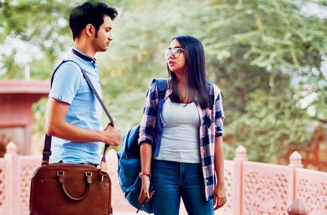 Mismatched director Akarsh Khurana: Picked up new lingo from them