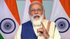Modi seeks unity among states to fight Covid rise