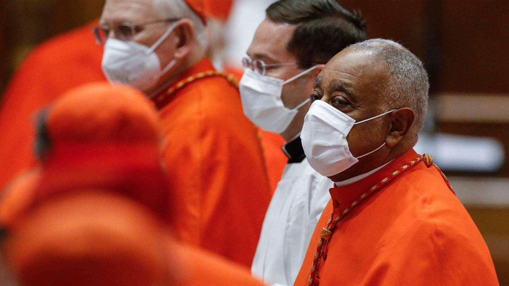 Pope To Elevate 13 New Cardinals Including First African American
