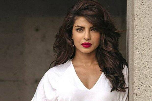 Priyanka Chopra Shares New Look Of Her Upcoming Film 'Text For You'