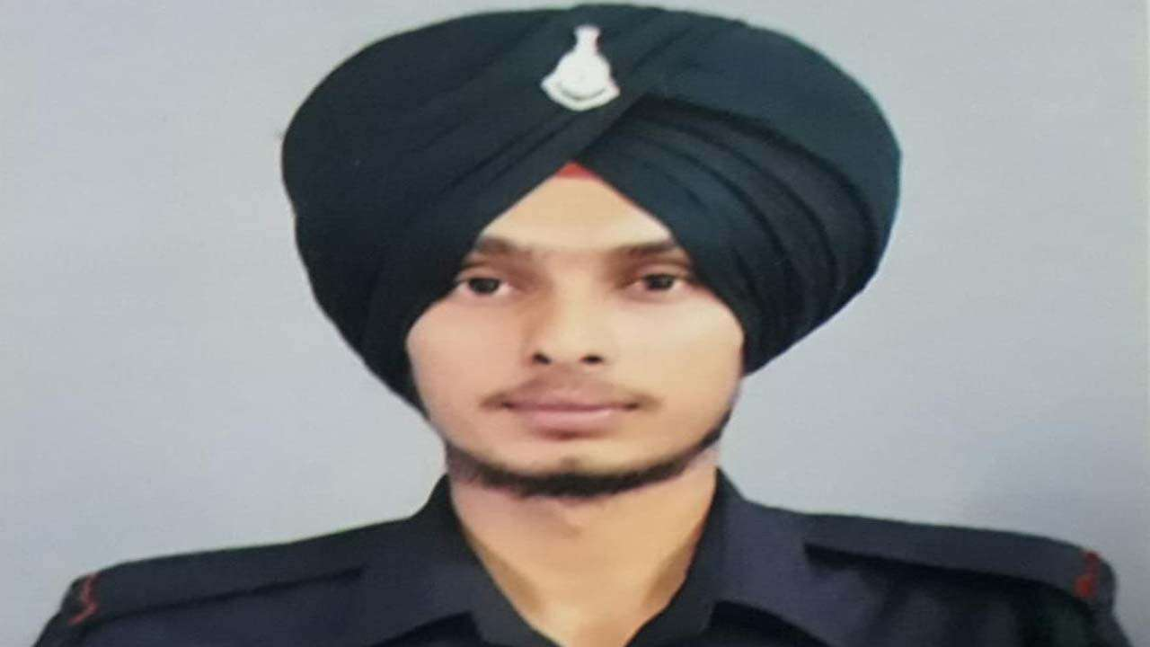 Punjab peasant's son dies in line of duty along LoC as farmers of the state take on government