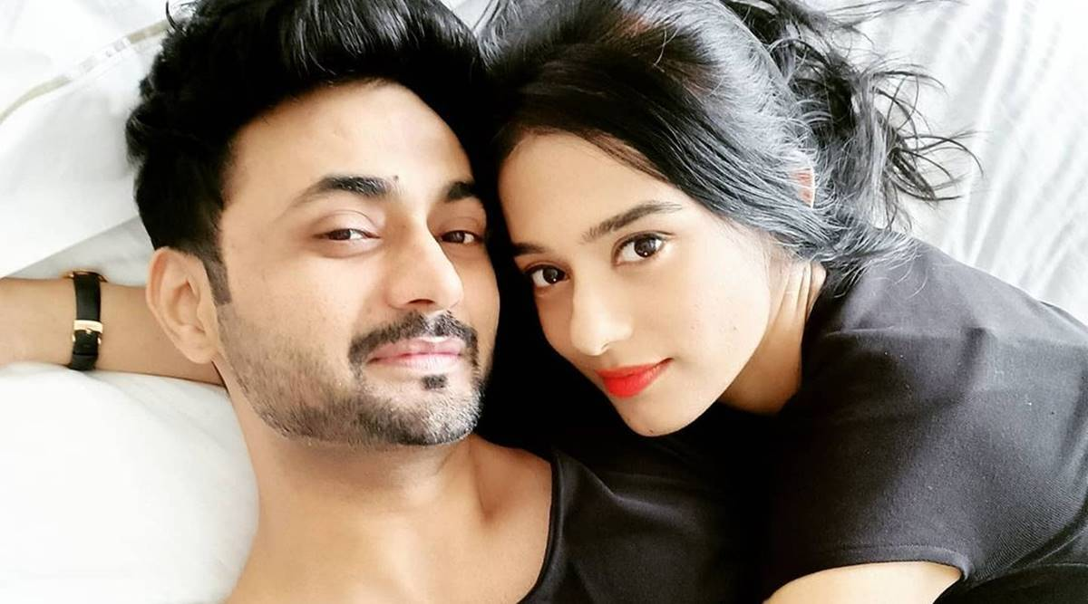 RJ Anmol and Amrita Rao blessed with baby boy