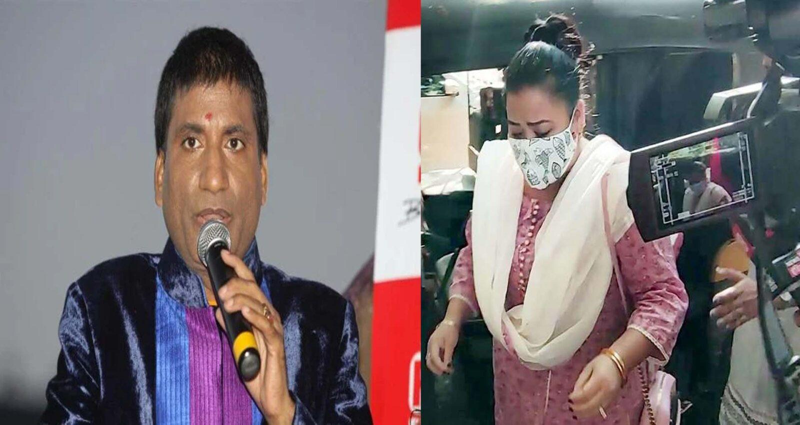 Raju Srivastav Reaction On Bharti Singh, Said- Can't Comedy Be Done Without Drugs?