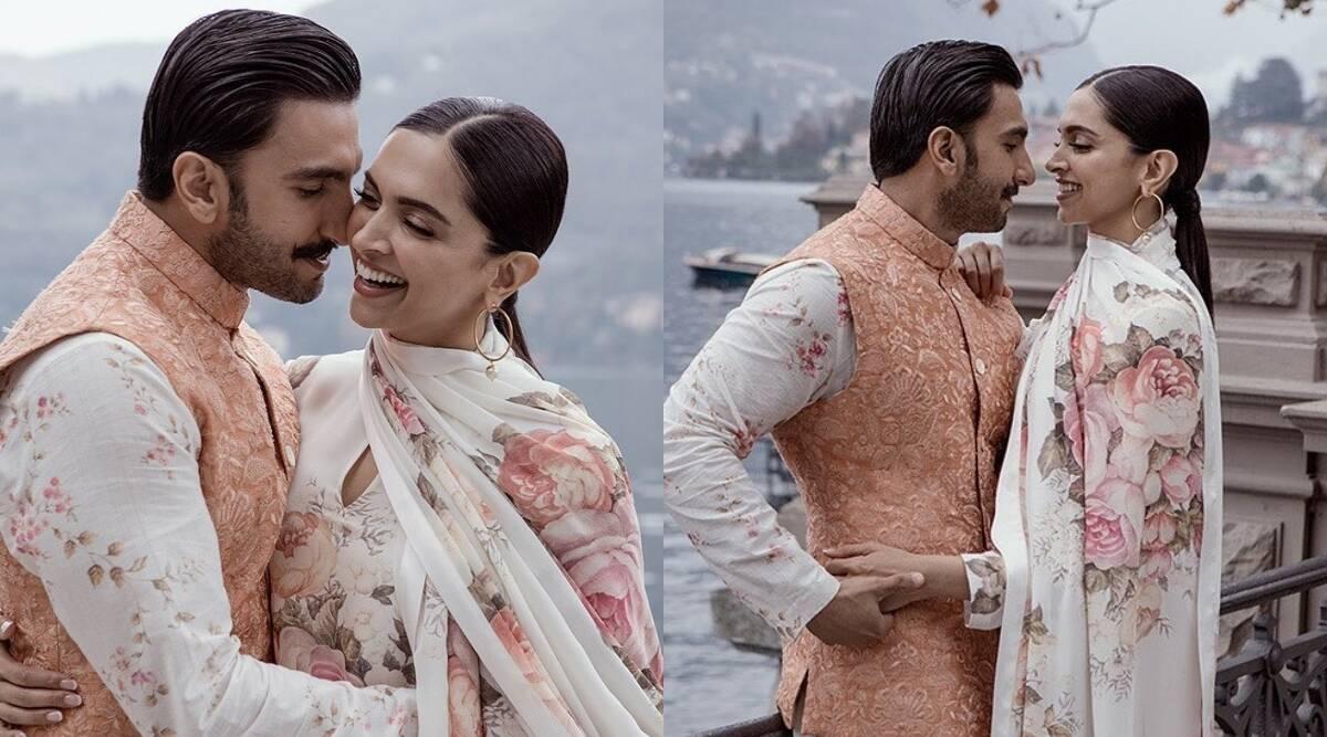 Ranveer Singh and Deepika Padukone share sweet nothings on second wedding anniversary