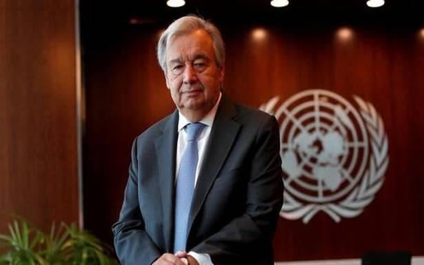 Recent breakthroughs on COVID-19 vaccines offer ray of hope: UN chief Guterres