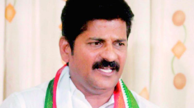 Revanth decries reports about his joining BJP