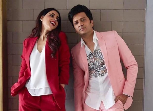 Riteish Deshmukh and Genelia D'souza tosettle the age-old gender debate with their show Ladies Vs Gentlemen : Bollywood News – Bollywood Hungama