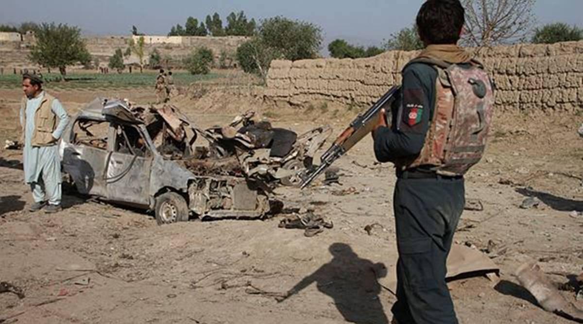 Roadside bomb attack in Afghanistan kills 14