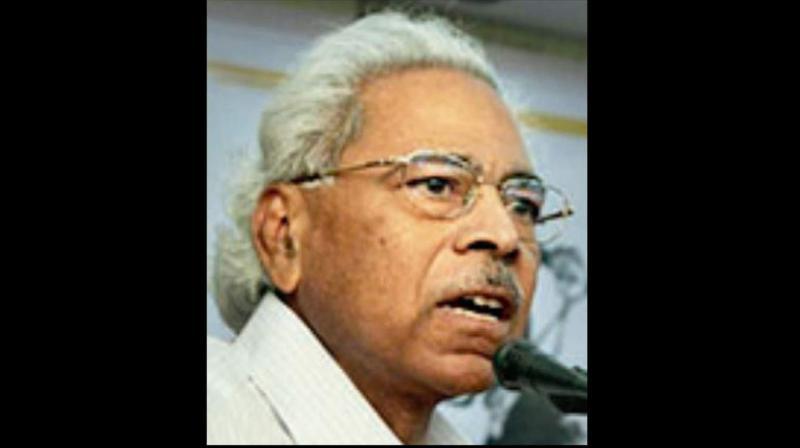 Sahitya Academy award winner Shaik Khaja Hussain, popular as Devi Priya, passes away