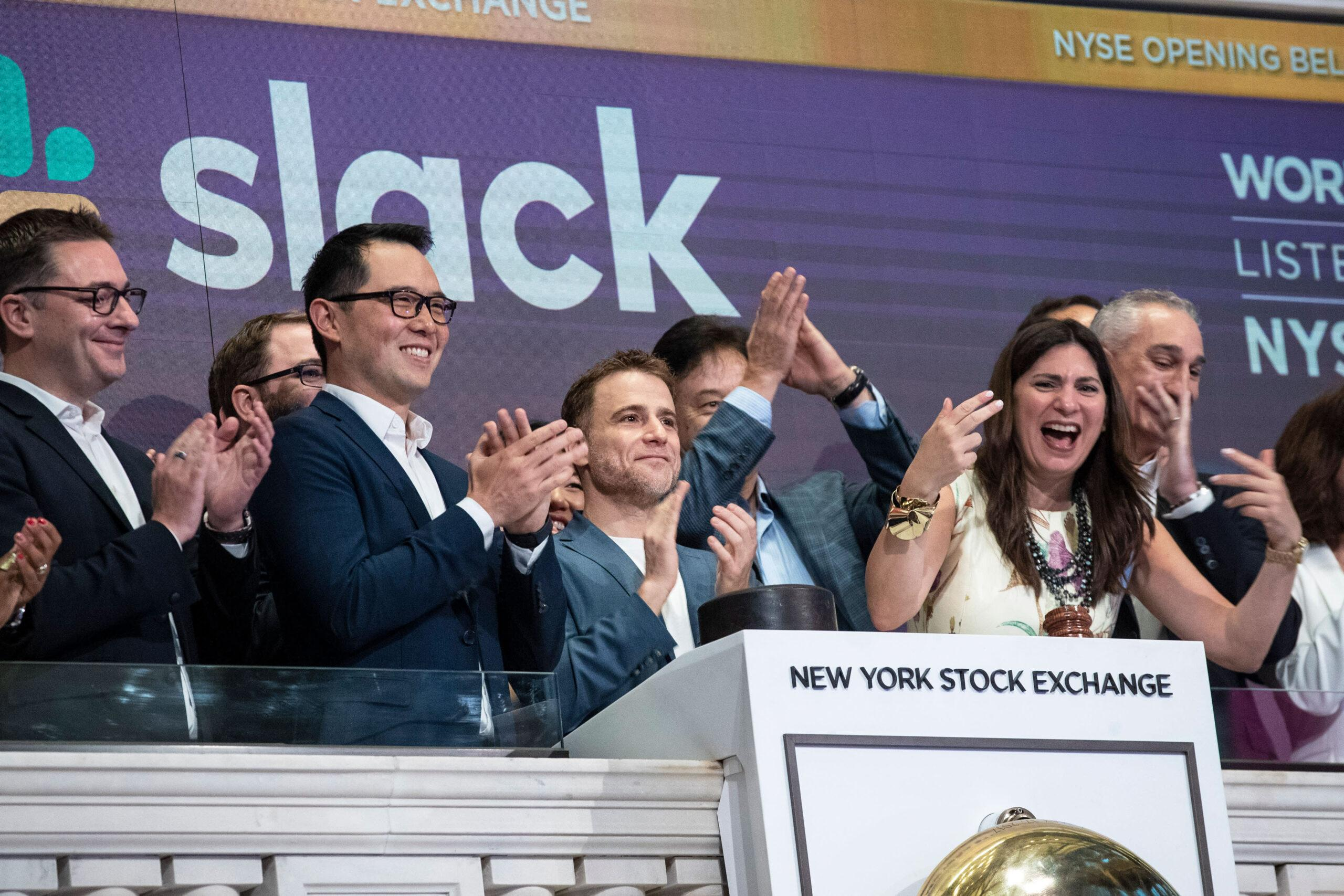 Salesforce is in talks to buy Slack, deal could be announced next week