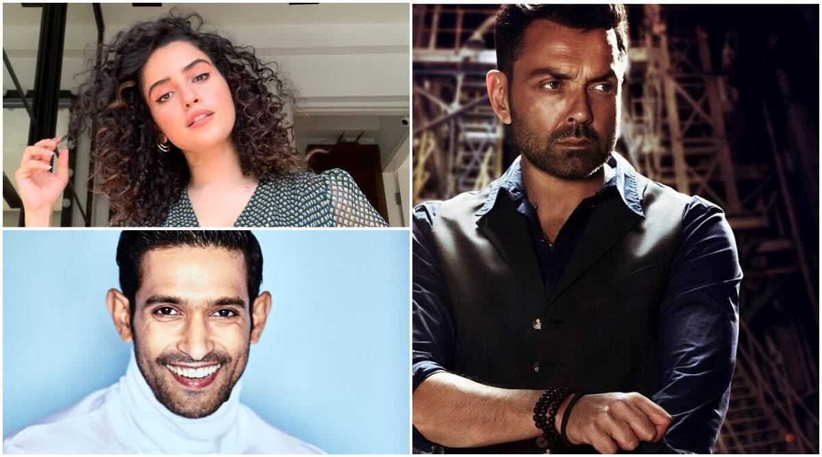 Sanya Malhotra, Vikrant Massey and Bobby Deol to star in Love Hostel