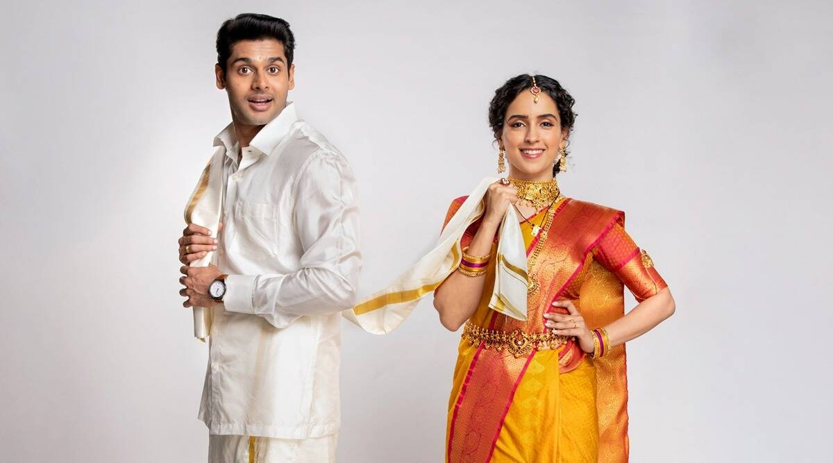 Sanya Malhotra and Abhimanyu Dassani join hands for Meenakshi Sundareshwar