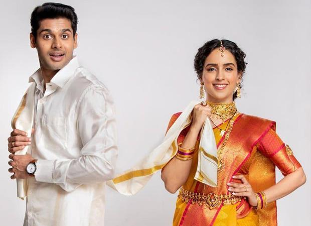 Sanya Malhotra and Abhimanyu Dassani to star in upcoming Netflix film Meenakshi Sundareshwar, check out their first look : Bollywood News – Bollywood Hungama