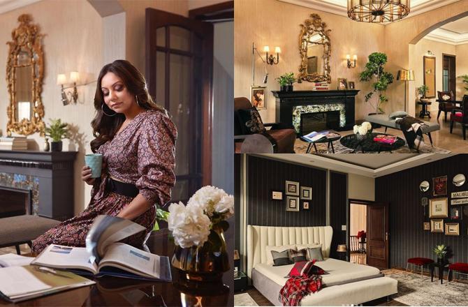 See Photos: Shah Rukh Khan and Gauri give an inside tour of their Delhi house