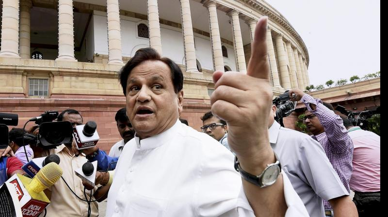 Senior Congress leader Ahmed Patel passes away at 71