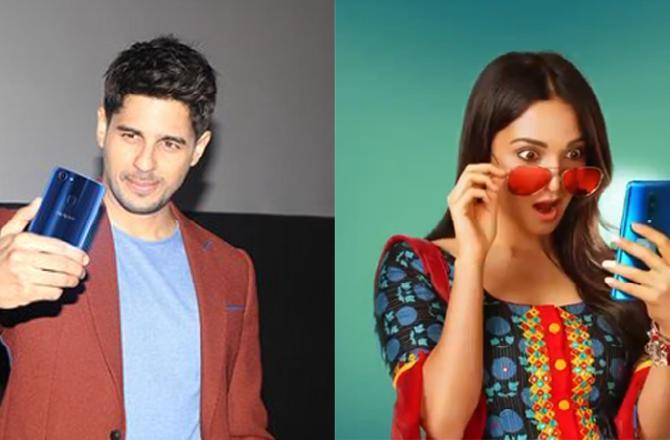 Sidharth Malhotra comments on Indoo Ki Jawani trailer, Kiara Advani replies