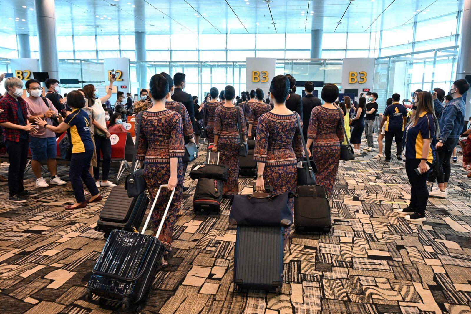 Singapore-Hong Kong 'travel bubble' flights will carry on despite rise in Hong Kong's coronavirus cases