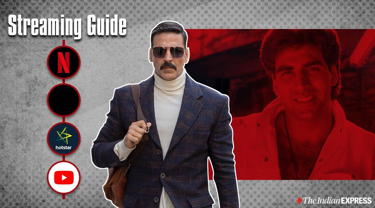 Streaming Guide: Akshay Kumar movies