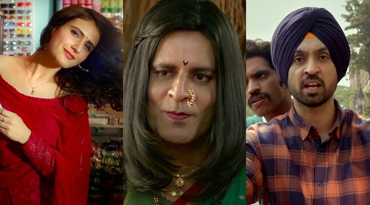 Suraj Pe Mangal Bhari movie trailer: Bajpayee promises a whole lot of fun