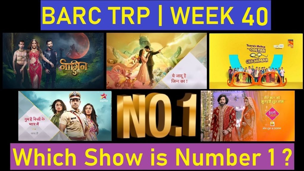 TRP ratings Week 40 of Top 5 shows released, Bigg Boss 14 and Kaun Banega Crorepati not in the list – Crossover 99