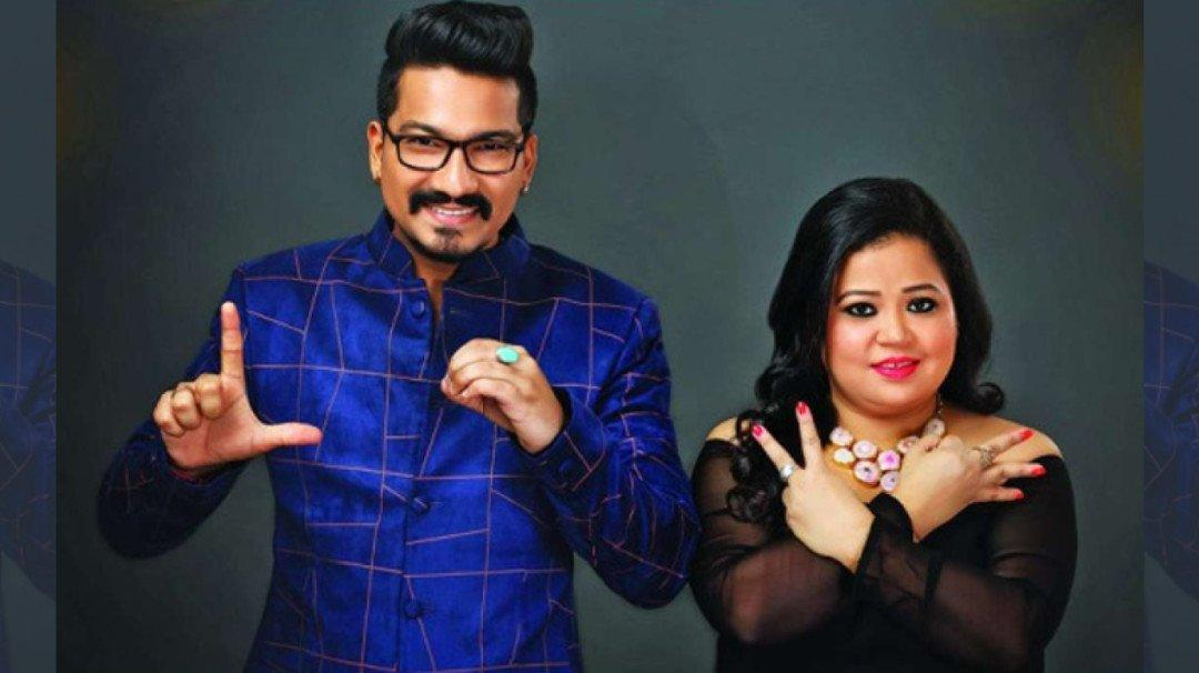 TV personality Bharti Singh and husband Haarsh Limbachaiyaa under judicial custody for 14 days