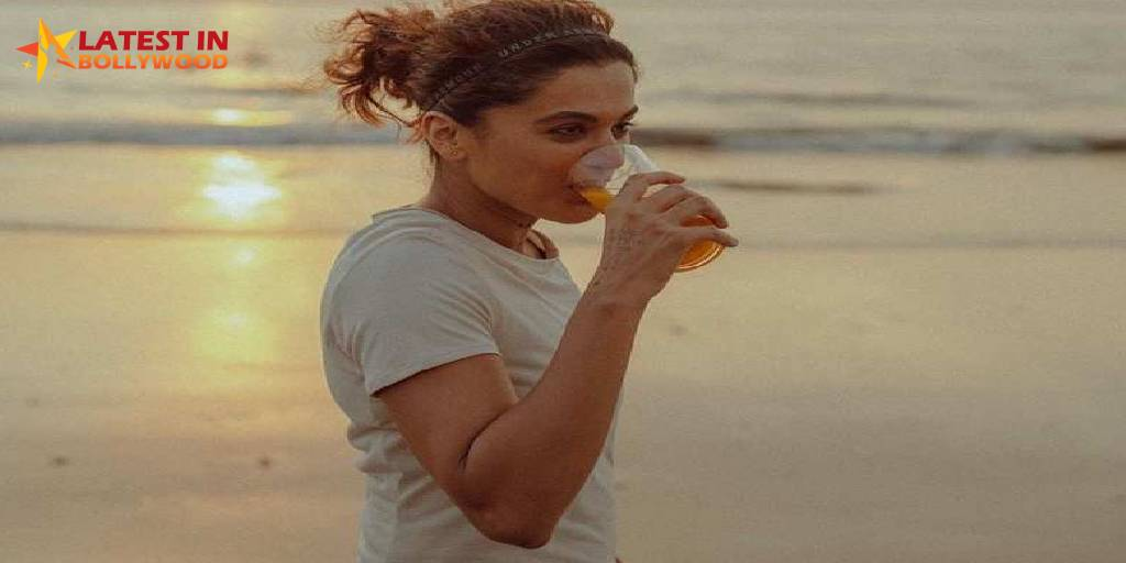 Taapsee Pannu Shares Fat Burning Drink 'Exotic' Athletic Training Treasure For 'Rashmi Rocket'