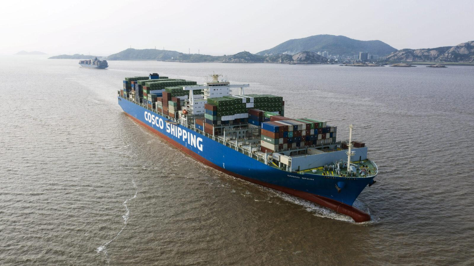 U.S. shipping regulator opens investigation into foreign carriers' business practices at American ports