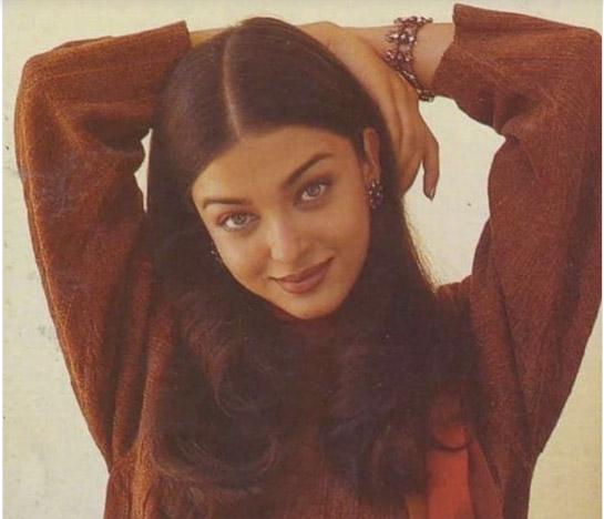 Unseen Photo Of Aishwarya Rai