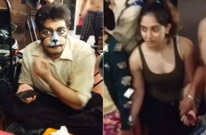 Watch video: Ira Khan shares brother Junaid's never-seen-before avatar, on Bhai Dooj