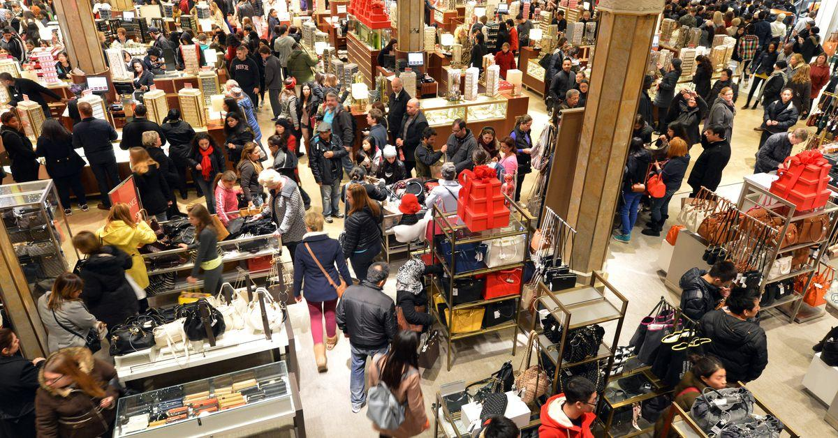 What happens to Black Friday crowds in a pandemic?