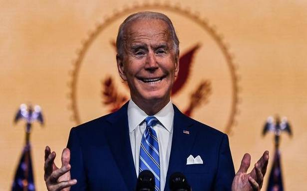 With Cabinet picks, Joe Biden remains close to the political centre