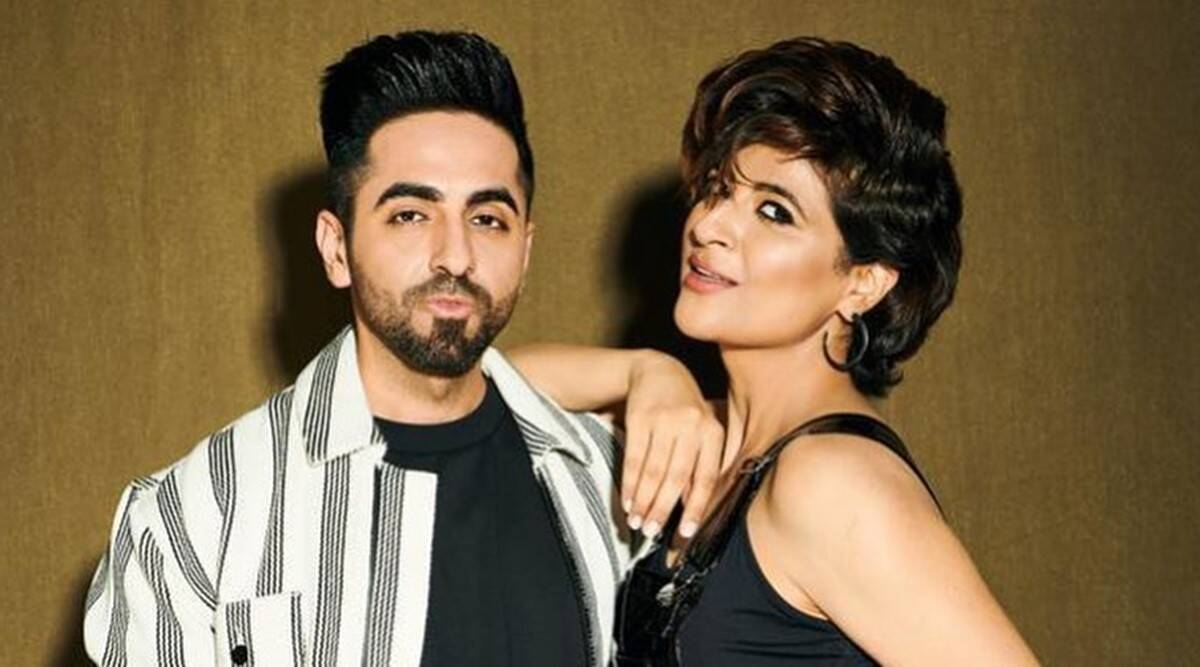 You are my companion, lover, best friend: Ayushmann Khurrana to Tahira Kashyap on anniversary