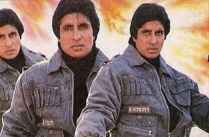 Amitabh Bachchan gives glimpse of a 'film that never got made'