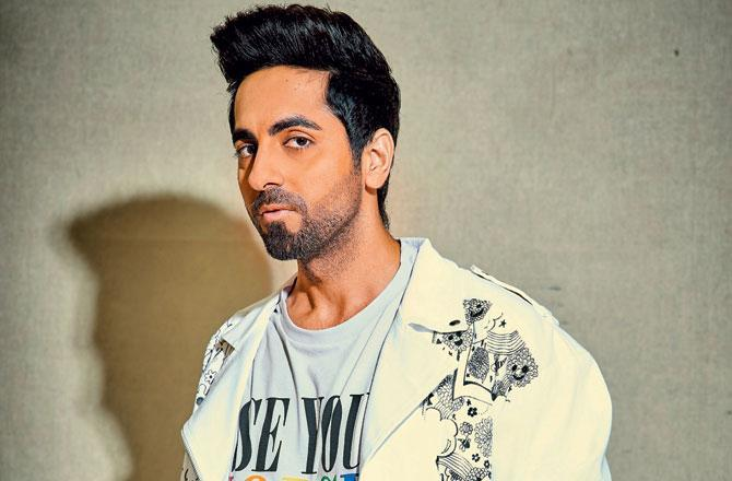Ayushmann Khurrana reveals his method of choosing films and brand endorsements