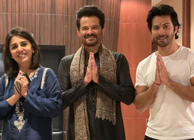 BREAKING! Varun Dhawan, Anil Kapoor, Neetu Kapoor and Raj Mehta test positive amid the filming of Jug Jugg Jeeyo in Chandigarh : Bollywood News – Bollywood Hungama