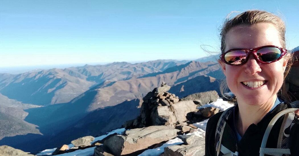 British Hiker Goes Missing in the Pyrenees