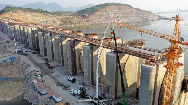 CM rules out reduction of Polavaram dam height