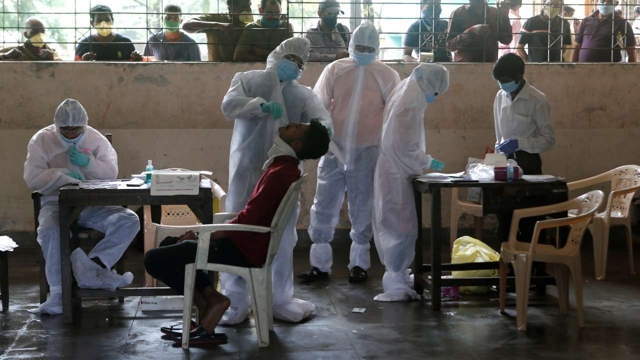 COVID-19: India reports 35,551 fresh cases, 526 deaths in last 24 hours