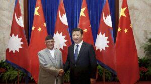 China says its close ties with Nepal will not affect 'any third party'