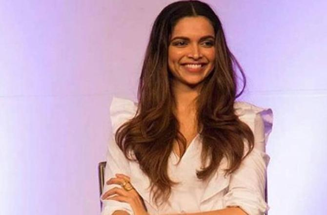 Deepika Padukone on being part of India's contribution to global space technology
