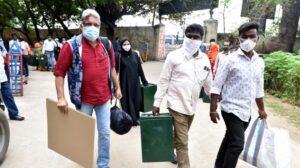 Despite low turnout, SEC, GHMC spending over Rs 100 crore polls