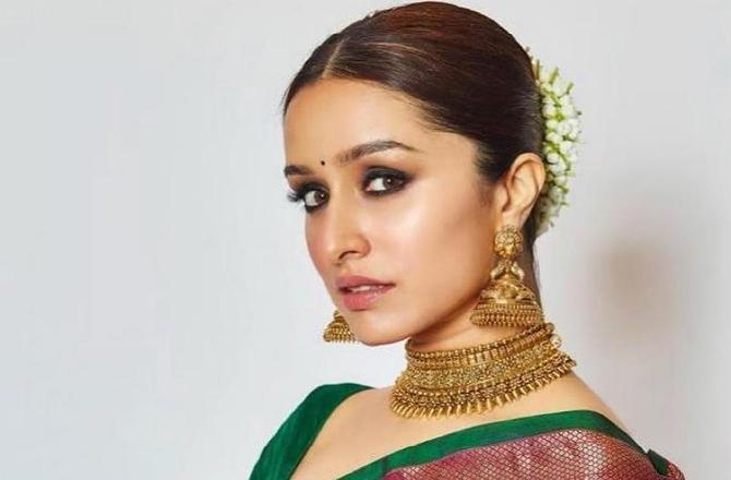 Shraddha Kapoor Picture Courtesy: PR