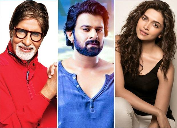 EXCLUSIVE SCOOP: Amitabh Bachchan charges Rs. 21 crore for Prabhas and Deepika Padukone's next : Bollywood News – Bollywood Hungama