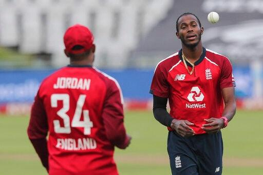 England Romps To 3-0 T20 Series Win Over South Africa