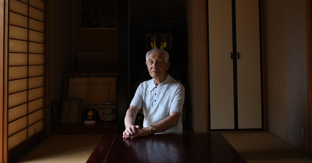 He Escaped Death as a Kamikaze Pilot. 70 Years Later, He Told His Story.